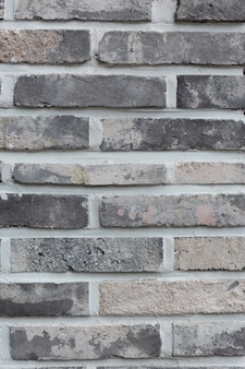 Stary rustykalny ceglany mur tło