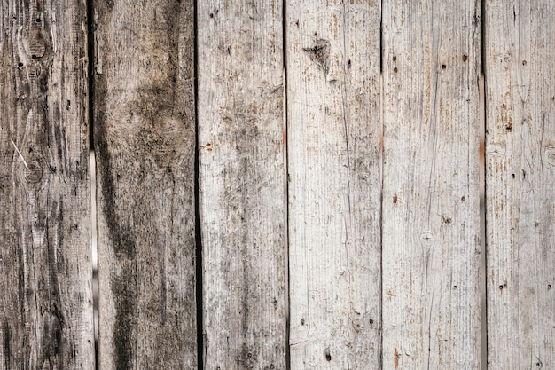 Stary rustykalny drewniane deski tło