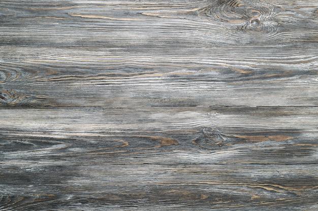 Stary stół tekstura lub tło brudnej promenady