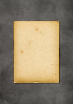 Stary tekstura papieru pergamin