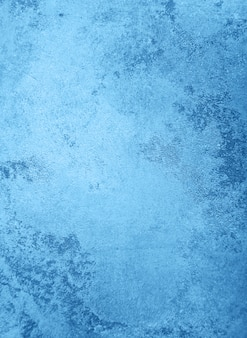Stary tekstura ściana stonowana klasyczny niebieski kolor
