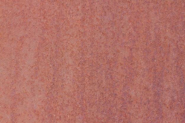 Stary zardzewiały metal tło lub tekstura ekstremalne zbliżenie.