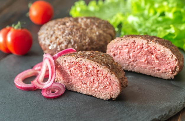 Stek hamburgowy