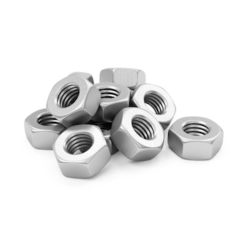 Sterta metalowych śrub stalowych
