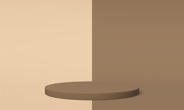 Stojak na produkty geometryczne