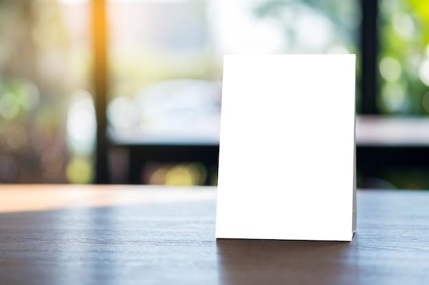Stojak próbny up menu ramy namiotu karty zamazanego tła projekta klucza wizualny układ