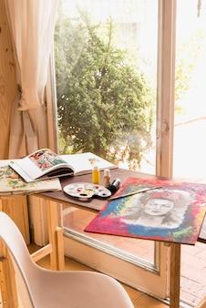 Stół do pracowni artystycznej