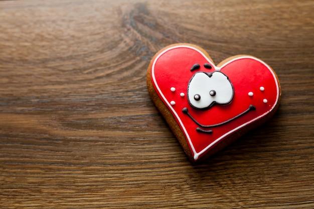 Stół miłość dojrzała drewniana przyprawa