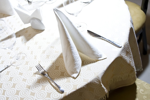 Stół restauracyjny