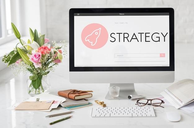 Strategia nowa koncepcja planu uruchomienia działalności
