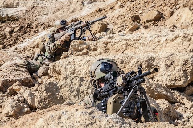 Strażnicy armii stanów zjednoczonych