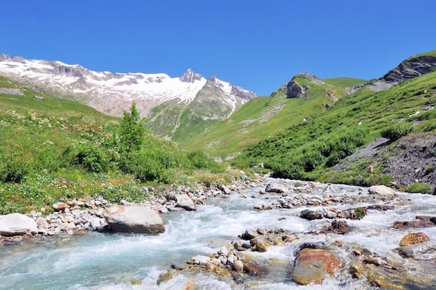 Stream w górach
