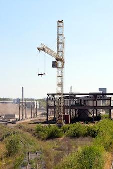 Strefa przemysłowa w funkcji miasta