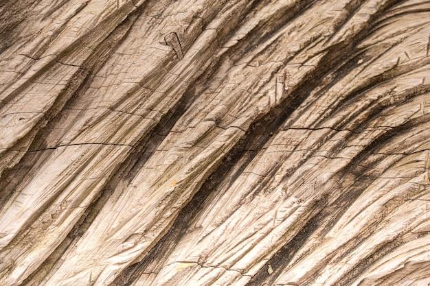Streszczenie cięcia drewna tekstury tła