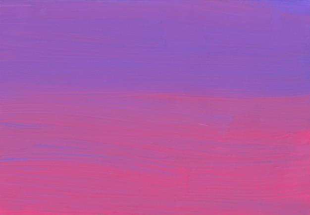 Streszczenie ciemnofioletowe i różowe tło ombre