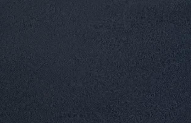 Streszczenie ciemnoniebieskie skórzane tekstury tło