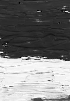 Streszczenie czarno-białe teksturowane tło
