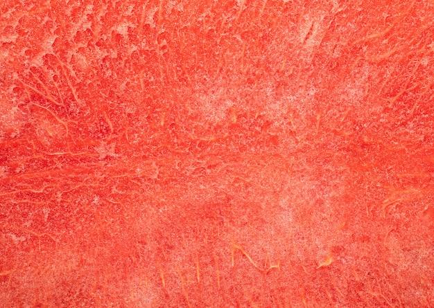 Streszczenie czerwone tło tekstury arbuza