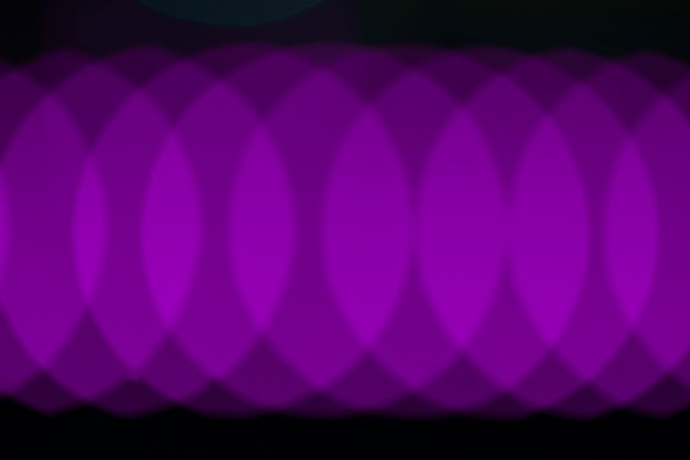 Streszczenie fioletowe struny światła neonowego