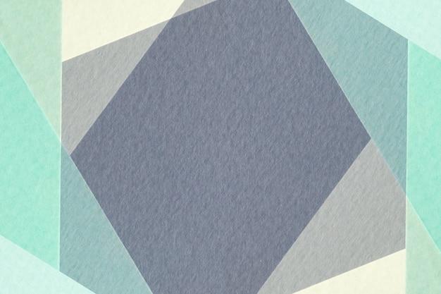 Streszczenie geometryczny papier