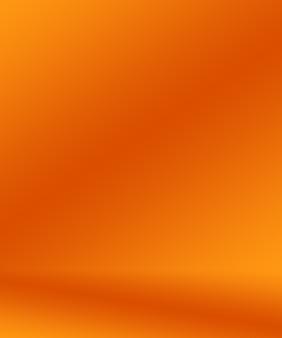 Streszczenie gładkie pomarańczowe tło układ graficznystudioroom szablon internetowy raport biznesowy z gład...