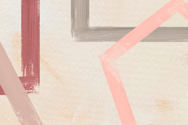 Streszczenie kolorowe malowane ramki