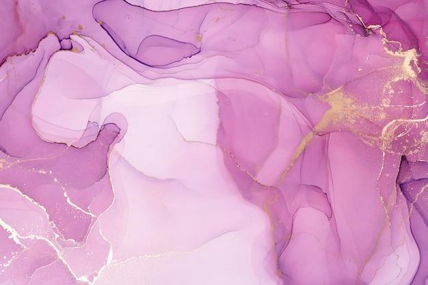 Streszczenie kolorowe tło, tapeta. mieszanie farb akrylowych. sztuka współczesna. pomaluj teksturę marmuru. kolory tuszu alkoholowego są przezroczyste