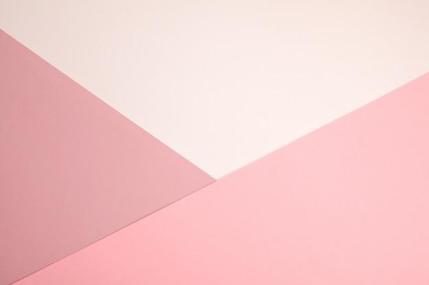 Streszczenie kolorowy minimalizm tekstury papieru
