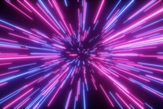 Streszczenie kreatywnych kosmiczne tło