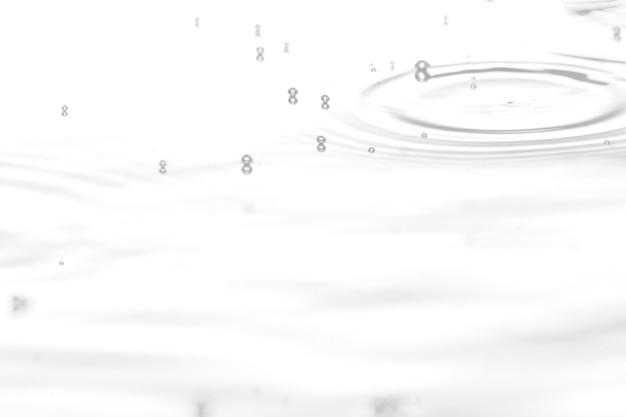 Streszczenie krople wody wzorzyste tło