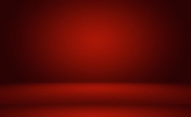 Streszczenie luksusowe miękkie czerwone tło boże narodzenie projekt układu walentynki, szablon sieci web, raport biznesowy z gładkiego okręgu kolor gradientu.