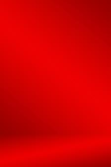 Streszczenie luksusowe miękkie czerwone tło.