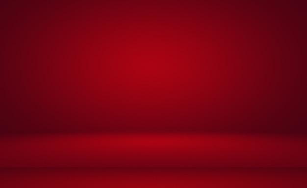Streszczenie luksusowe miękkie czerwone tło