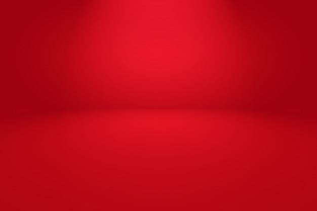 Streszczenie luksusowe miękkie czerwone