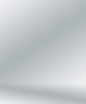 Streszczenie luksusowe rozmycie ciemnoszary i czarny gradient, używane jako tło ściana studyjna do wyświetlania produktów.