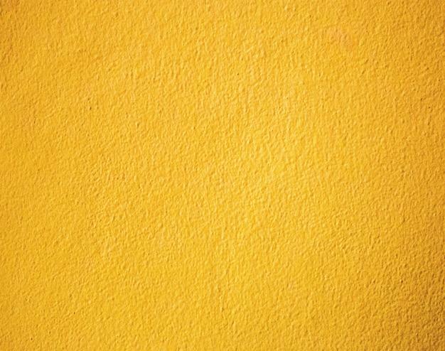 Streszczenie luksusowe wyczyść żółte ściany dobrze wykorzystać jako tło, tło i układ.