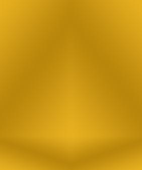 Streszczenie luksusowe złoto żółte tło gradientowe