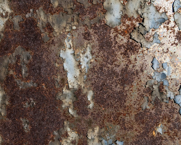 Streszczenie metaliczne tło powierzchni