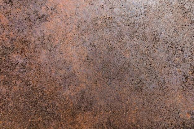 Streszczenie metalicznej powierzchni zbliżenie