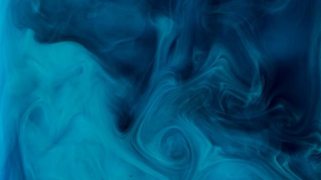 Streszczenie modny niebieski marmur tekstura tło