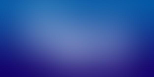 Streszczenie niebieskim tle. niebieski efekt gradientu promieniowego.