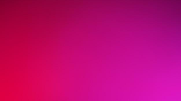 Streszczenie niewyraźne tło gradientowe. czerwony i magenta kolor tła. szablon transparentu.