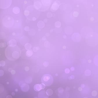 Streszczenie niewyraźne tło z efektem bokeh. niewyraźne fioletowe tło bokeh.