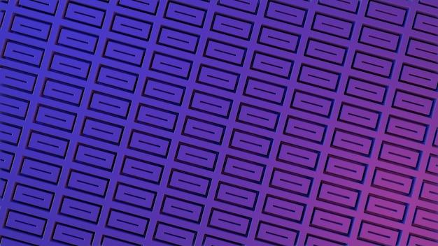 Streszczenie nowoczesne futurystyczne fioletowe tło dla tapety