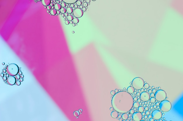 Streszczenie olej różowy odcienie tła