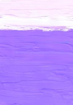 Streszczenie pastelowe fioletowe i białe tło