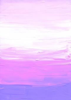 Streszczenie pastelowe fioletowe, różowe i białe tło