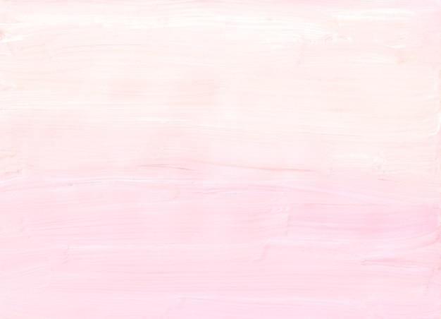 Streszczenie pastelowe miękkie różowe i białe tło