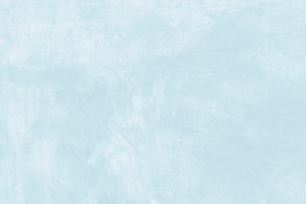 Streszczenie pastelowe niebieskie pociągnięcie pędzla teksturowane tło