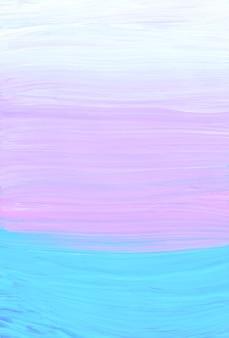 Streszczenie pastelowe niebieskie różowe i białe teksturowane tło